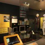 杉並区上荻:アニメ系博物館の解説シートの施工