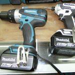 工具:マキタのインパクトとドリルを購入18v