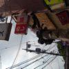 八幡山:定食屋さんの看板撤去(参考価格税込3万円)